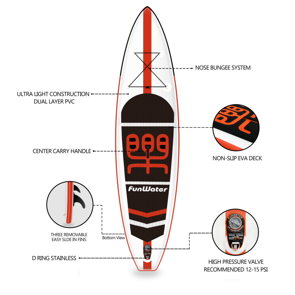 TABLA_PADDLE_SURF_CRUISE_HINCHABLE_ECONOMICA_FUNWATER