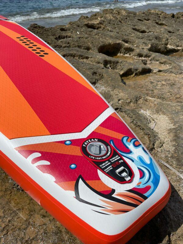 unwater_comparativa_modelos_KOI_naranja_tabla_paddle_surf_sup_economicas_dotshio_todos_los_complementos_valvula
