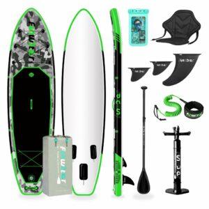 funwater_camuflaje_green_honor_blue_azul_tabla_paddle_surf_sup_economicas_dotshio_todos_los_complementos_todos_los_niveles_principiantes_set_valvula_remo_accesorios