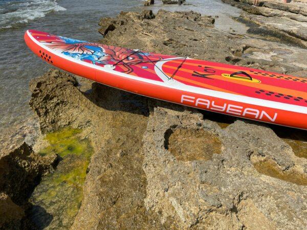 funwater_comparativa_modelos_KOI_naranja_tabla_paddle_surf_sup_economicas_dotshio_todos_los_complementos_lateral