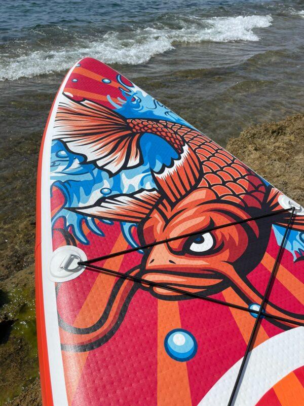 funwater_comparativa_modelos_KOI_naranja_tabla_paddle_surf_sup_economicas_dotshio_todos_los_complementos_proa
