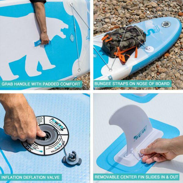 funwater_polar_bear_blue_azul_tabla_paddle_surf_sup_economicas_dotshio_todos_los_complementos_todos_los_niveles_principiantes_set_valvula_diseño