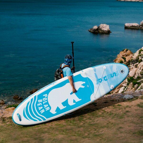 funwater_polar_bear_blue_azul_tabla_paddle_surf_sup_economicas_dotshio_todos_los_complementos_todos_los_niveles_principiantes_set_valvula_modelo